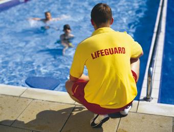 Pool Lifeguarding